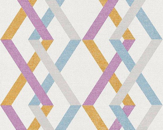 Papel de Parede Linen Style 87