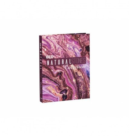 Book Box Geo Natural Stones