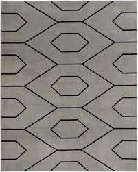 Tapete Herat Export Gray 1,45 x 2,00