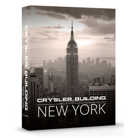 Book Box  Crysler Building NEW YORK