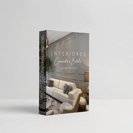 Book Box Interiores Cinza Como Protagonista