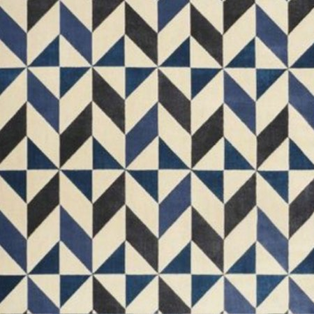 Tapete Sala / Quarto / Prisma azul