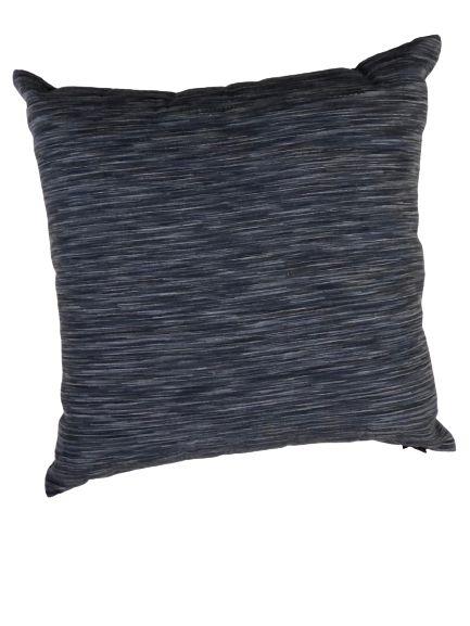 Almofada Azul Marinho Riscos  | 52x52
