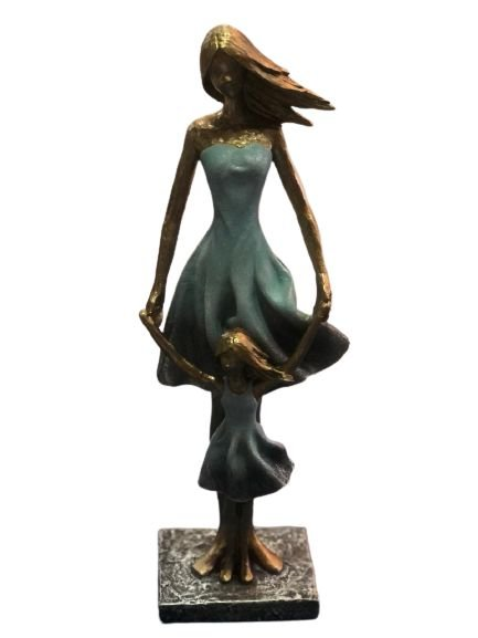 Mulher Decorativa 257-10082