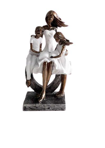 Mãe e Filhos Decorativo 257-10043