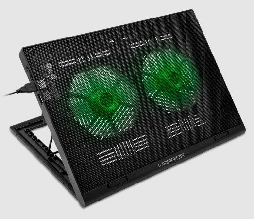 Base P/Notebook Warrior Com cooler AC267