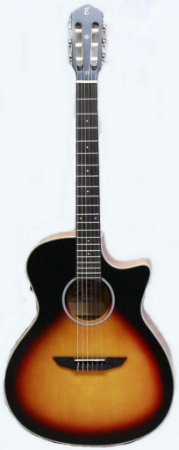 Violão Tagima TW-27 DSBS Woodstock Nylon