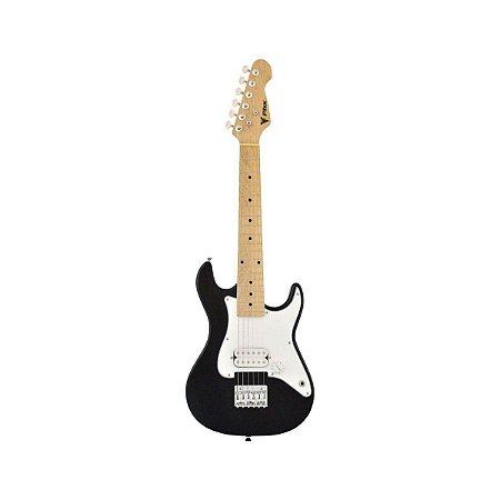 Guitarra PHX Infantil Strato 3TS Black