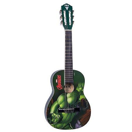 Violão PHX Infantil Marvel Hulk VIM-H1
