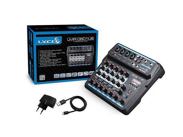 MESA LYCO LMR-0601UB        USB 6 canais