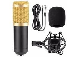 Microphone p/ Multimidia Andowl No-7451
