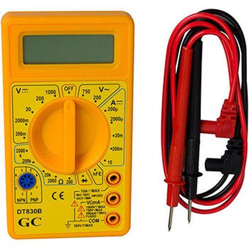 Multimetro Digital GC Dt-830