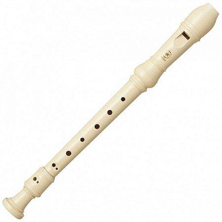 Flauta Yamaha YRS-20/24B Barroca