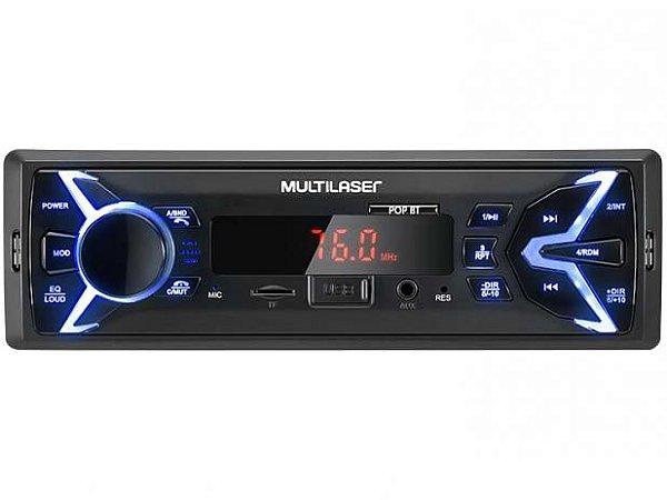 Radio Car Multilaser POP BT P3336