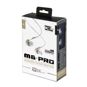 Fone de ouvido Mee Audio M6 Pro G2