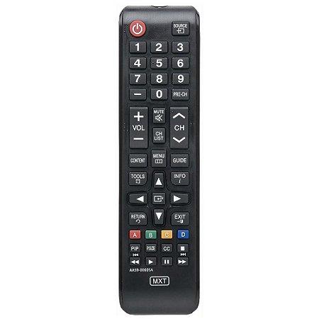 Controle Remoto MXT p/ TV Samsung AA59-00605A led/lcd MXT