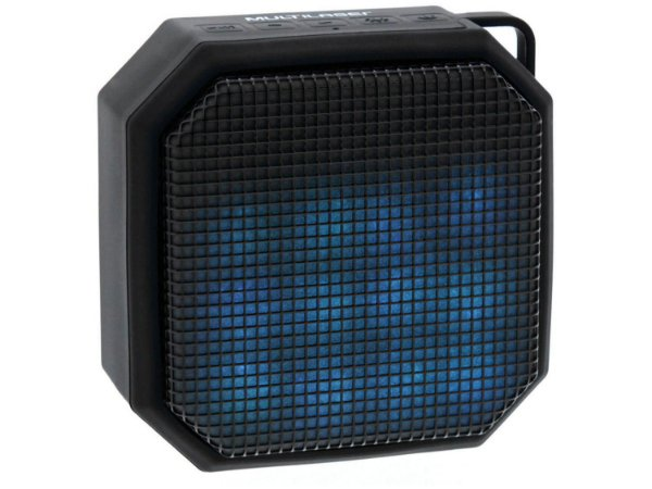Caixa De Som 10W Rms Bluetooth Multilaser- SP286