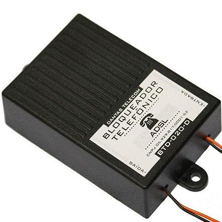 Bloqueador com Filtro ADSL (BTD-020-D)