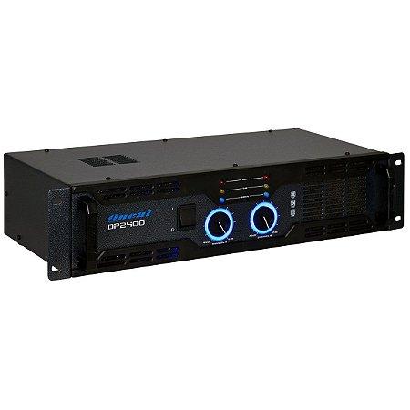 Amplificador Potência Oneal 400w Rms  OP-2400