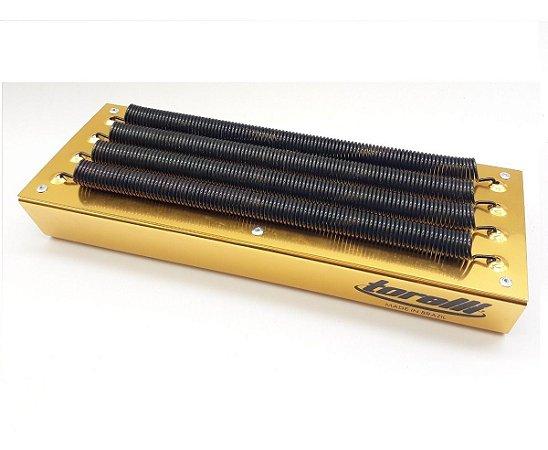 Reco Reco Torelli 4 Molas Alumínio Dourado TR 505