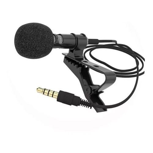 Microfone Lapela Celular Smartphone