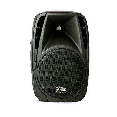 """Caixa Acústica Passiva PZ Audio 10"""" PX10P 100W RMS"""