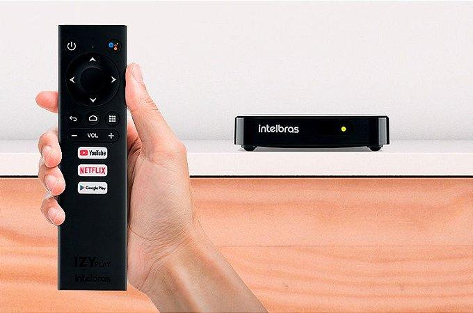 Smart TV Box Android  Intelbras IZY Play
