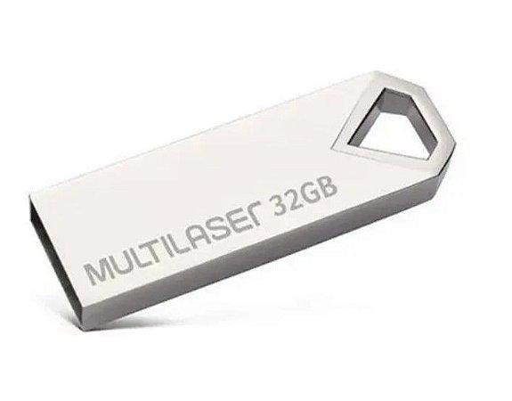 Pen Drive Multilaser Diamond 32 GB 2.0