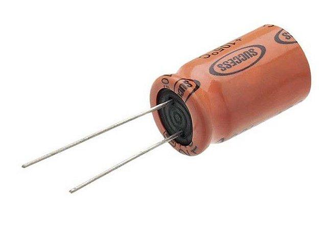 Capacitor 47x100v p/corneta