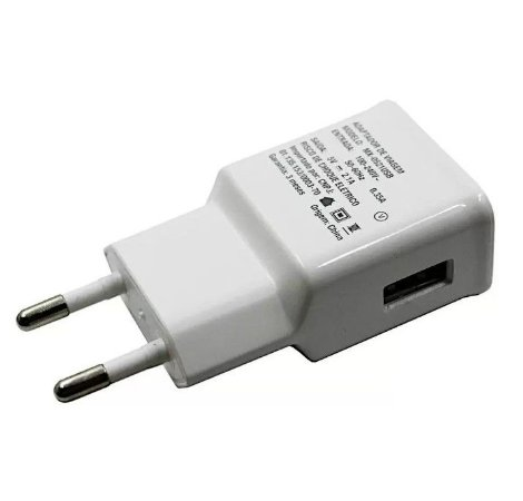 Carregador USB MXT 5V 2,1A    MX-0521USB