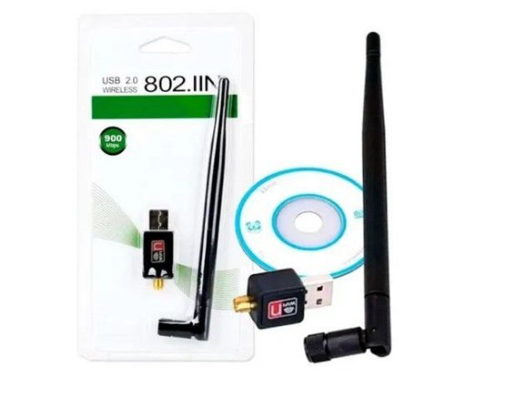 Adaptador USB Wireless XL Power  802.11N