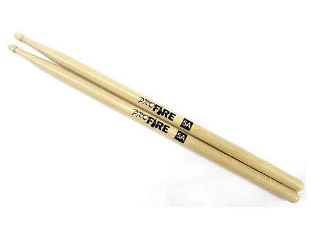 Baqueta PROFIRE ponta de madeira 5A