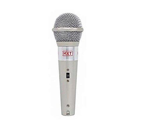 Microfone MXT M-996   c/cabo de 3 metros