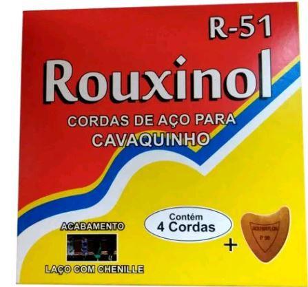 ENCORDOAMENTO CAVACO ROUXINOL R-51