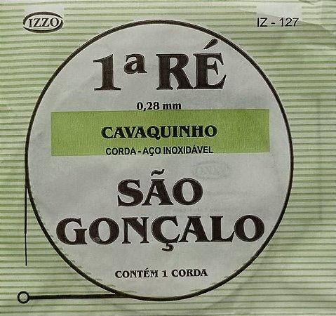 Corda P/Cavaquinho  1ª Ré IZ-127