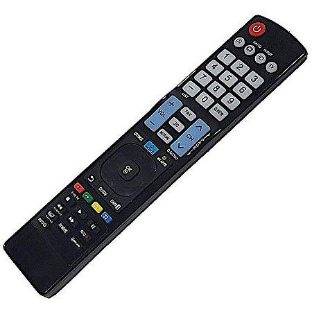 Controle Remoto MXT  p/TV LG AKB73615319
