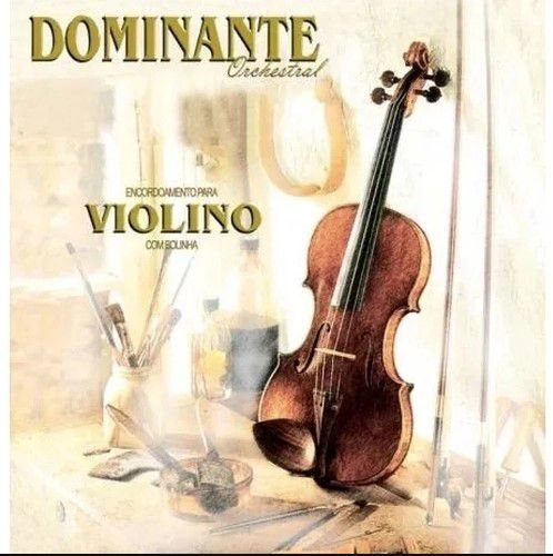 Encordoamento p/ Violino Dominante    89