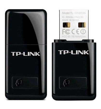 ADAPTADOR USB WIRELESS TP-LINK TL-WN823N