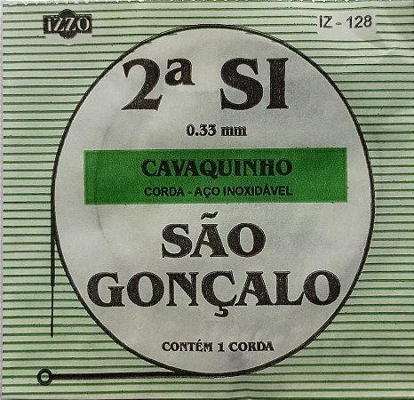 Corda P/Cavaquinho 2ª SI IZ 128