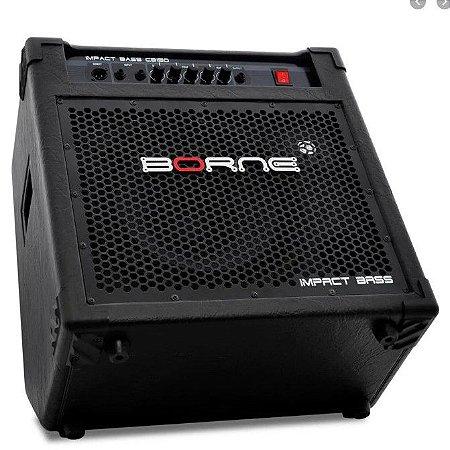 Caixa Amplificada Borne Bass CB150 150W