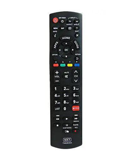 Controle Remoto MXT p/ TV Panasonic Smart TNQ2B4903