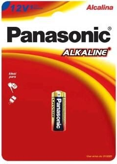 Bateria 12V 23A Panasonic Alkaline