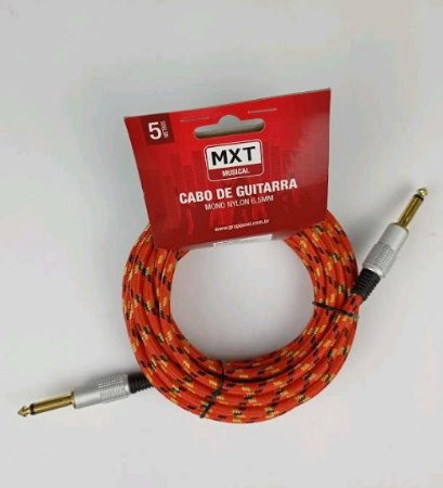 Cabo P/Guitar MXT   5mts