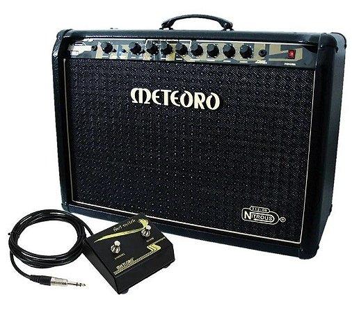 Caixa Amplificada Meteoro Nitrous GS-100   100wrms