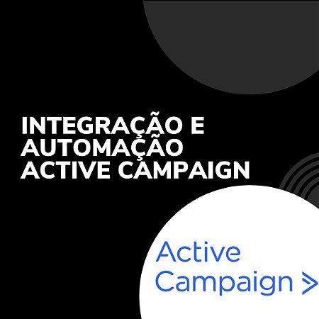 Integração e Automação do Active Campaign