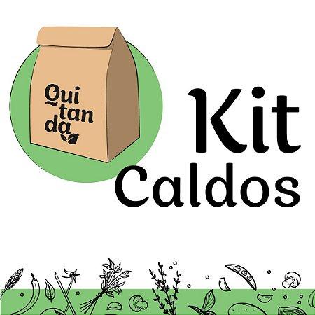 Kit de Caldos Veganos