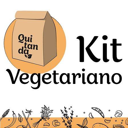 * Kit Vegetariano