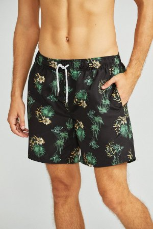 SHORTS ESTAMPADO DARK NIGHT