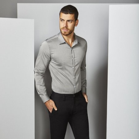 CAMISA OFFICE SLIM LISA STRETCH