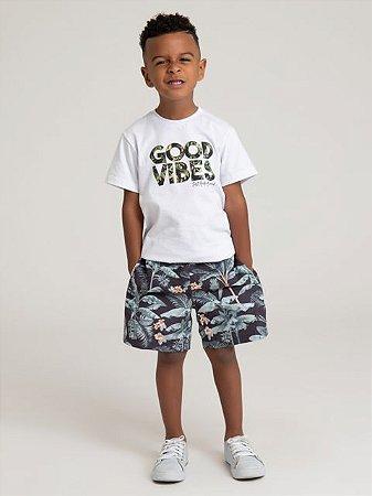 Shorts Bothanical KIDS